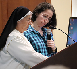 Prioress of Dominican Sisters in Iraq Gives Update on Her Community
