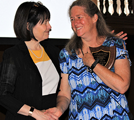 Sister Mary Soher, OP Receives Three Awards from Dominican University of California