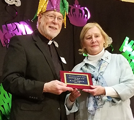 Sister Nancy Murray, OP, Receives Award for 'Outstanding Contributions' to Church