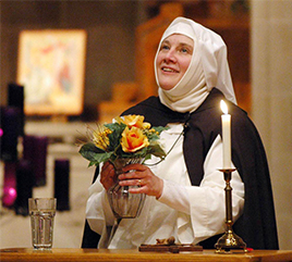 Sister Nancy Murray's New Website Offers Resources for her Live Performances