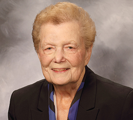 Sister Jeanne O'Laughlin, OP, Remembered by Members of Barry University Community