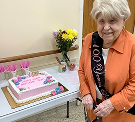Adrian Dominican Sister 'Sis' Beh Reaches Milestone Birthday: 100 Years