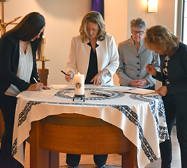 Five New Associates Welcomed During Ritual in Henderson, Nevada