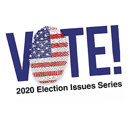 Weber Center Hosts 2020 Election Issues Series