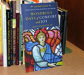 Sister Janet Schaeffler's Advent Book Available