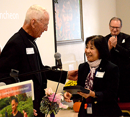 Associate Honored for Lifetime Ministry of Resettling Refugees