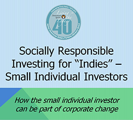 PAB Offers Resource to Help Investors Make Socially Responsible Decisions