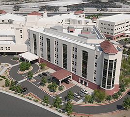St. Rose Dominican Held as Example of Hospital Expansion in Las Vegas
