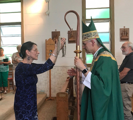 Parish with Roots to Ven. Bishop Baraga Celebrates 160th Anniversary